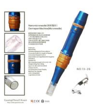 Máquina de terapia de nano microneedle mais nova / caneta máquina de selo Microneedle (ZX13-26)
