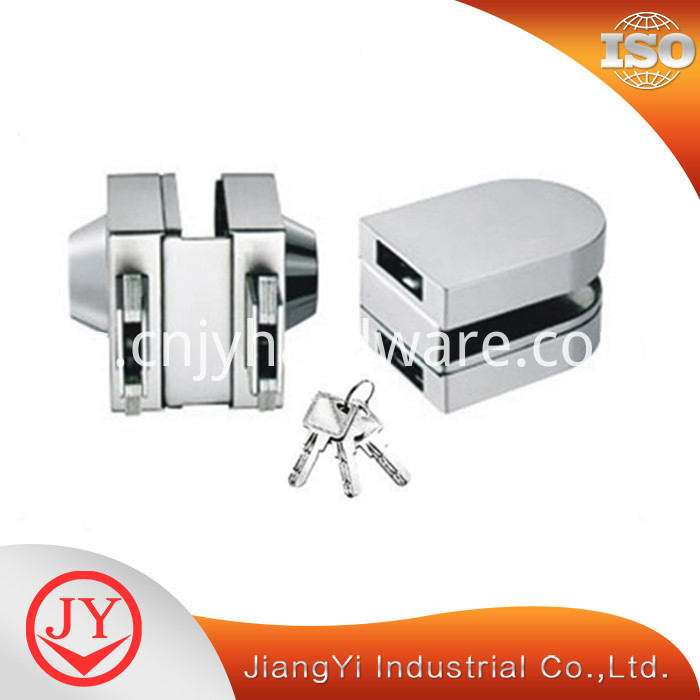Stainless 304 Glass Lock