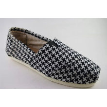 Best Selling Fashion Flat Canvas Shoes for Men (NU003-7)