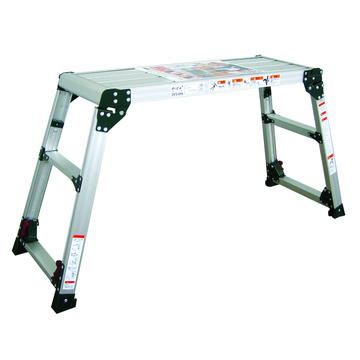 Adjustable Aluminum Working Platform