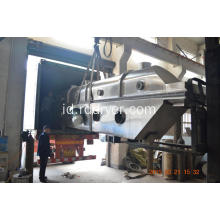 High Capacity Vibro Fluid Bed Pengeringan Peralatan