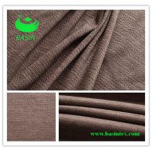 Tecido liso do Chenille (BS7004)