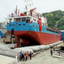 bateau et bateau airbag pneumatique en caoutchouc