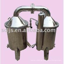 Elektrische High-Effekt-Energie effiziente Wasser-Destilliermaschine