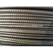 Deformierter Stahlstab / CRB550 Bewehrungsstahl / Eisenstange für den Bau