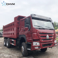 Camion benne HOWO 6x4 10 roues