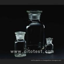 Материал Стекло Широкий Рот Бутылки Реагента (4033-0030)