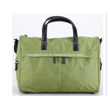 Grüne Segeltuch Handtaschen Freizeit Reisetaschen