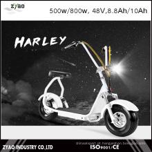 Cidade Mobility Citycoco 800W Brushless Adulto Mini Scooter Elétrico 2 Rodas Motocicleta Elétrica