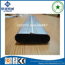 Metal Oval Pipe Roll Forming Machinery