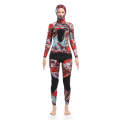 씨 스킨 야마모토 39 Warmest 7mm Spearfishing Wetsuit