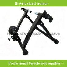 Mais barato treinador de bicicleta de aço inoxidável de qualidade superior bicicleta de exercícios