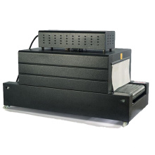 Heat tunnel shrink wrapping machine/Thermal Shrink Packing Machine for food,medicine, cosmetics