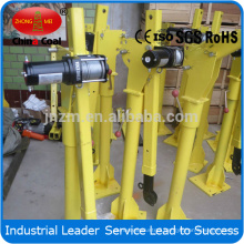 diesel engine mini crane 500kg and 1T