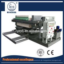 Auto Filter Presse Ahornsirup Filterpresse