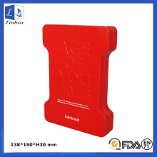 Presentes de lata de recipientes à venda por atacado