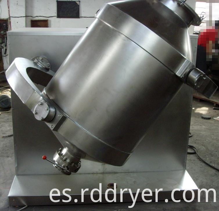 3-Dimensional Feed Blender Machine for Dry Powder