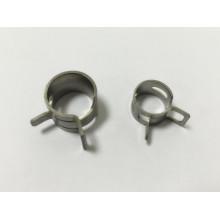 Precision Metal Hose Clamp Parts