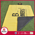 Easy-carry polar fleece picnic waterproof insulation blanket with low price