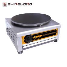 ShineLong Heavy Duty Pfannkuchen Kommerzielle Crepe Maker und Kochplatte