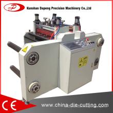 Machine de coupe transversale à demi coupe et coupure complète (DP-500)