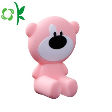 Animali Shape BAP Free Silicone Door Stopper Sicurezza