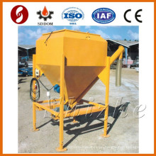 3A Bucket type cement silo 5-30t