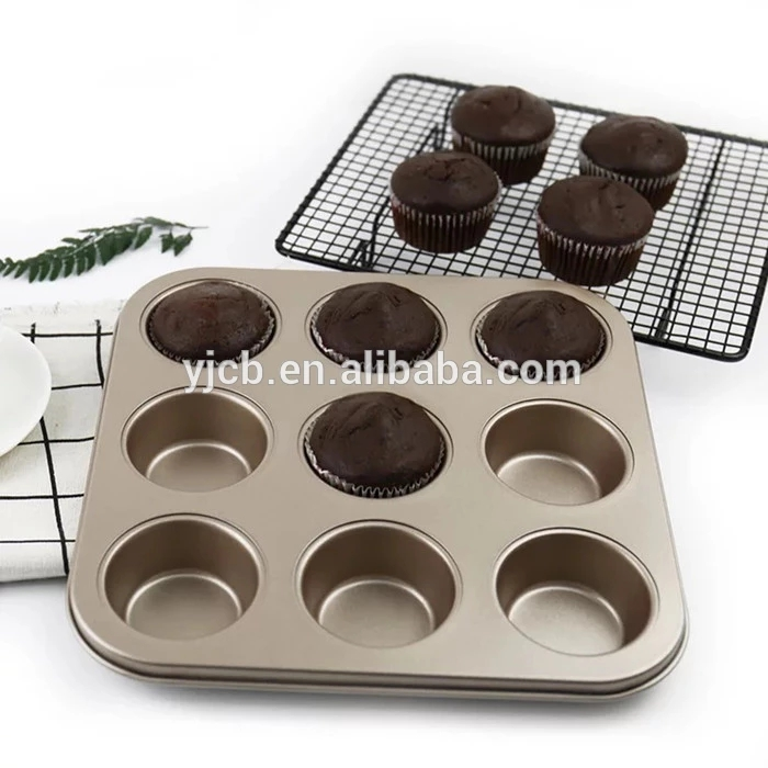 9 Cups Muffin Cup Cake