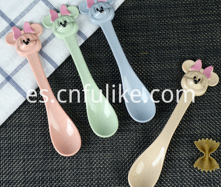 Cartoon Shape Spoon