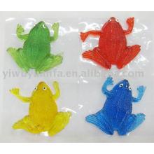 Novedad Funny Stretchy Frog juguete