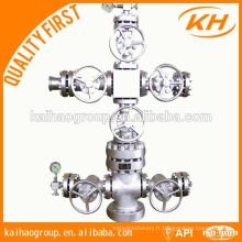 API 16A Arbre de Noël pour la tête de puits Chine usine Shandong