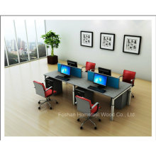 4 Seater Hot Popular Modern Office Workstation Partition (HF-YZQ319)