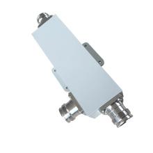 550-6000MHz IP65 4.3-10 Female RF 20dB Directional Coupler