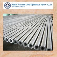 DIN EN E355 tubo de aço carbono sem costura e tubo