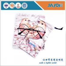 Gafas de sol de gamuza de microfibra con cordón