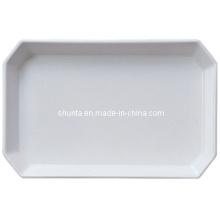 100% Melaine-Geschirr - Tablett Erstklassiges Geschirr (WT915)