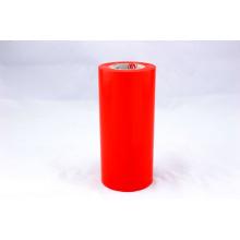 Cinta adhesiva ignífuga de PVC (180um)