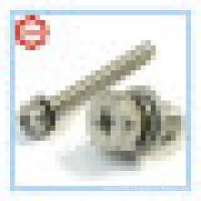 Machine Screw, Contersunk Head Machine Screws