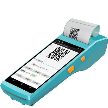 Android QR Code PDA Scanner 58mm Drucker