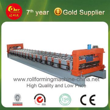 Hydraulische Stahl-Dachplatten-Umformmaschinen (HKY)