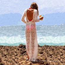 2017 nouveau long style doux sexy femmes maillot de bain dentelle maillots de bain beachwear
