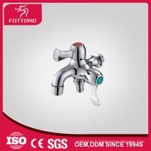 Double machine à laver en laiton robinets MK12410