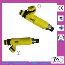 Inyector / inyector de combustible auto asequible para Denso / Toyota / Mazda 195500-4630