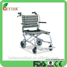 Aluminum orthopedic transfer wheelchair