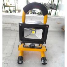 Garantia 20W Recarregável Sensor de Movimento LED Floodlight