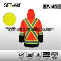 Veste de sécurité visière réfléchissante veste de sécurité 3m veste de sécurité réfléchissante veste de sécurité hiver veste de travail CSA Z96-09