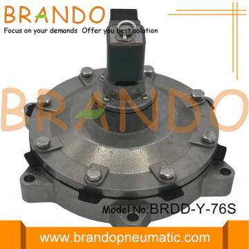 DMF-Y-76S Промышленный пневматический клапан