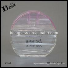 75ml glass perfume bottle