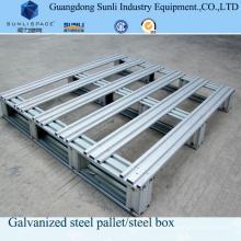 1210 CE-geprüfte Rack Galvanisierte Stahlpalette