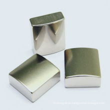 Ímãs de neodímio de alta qualidade N35sh.